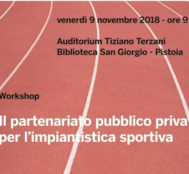 Workshop Pistoia